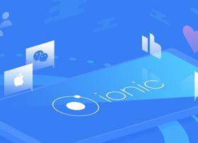 价值188元的Ionic飞速上手的跨平台App开发